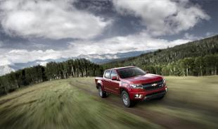 Nowy Chevrolet Colorado [galeria]
