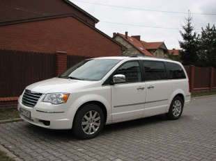 Chrysler Grand Voyager 2.8 d