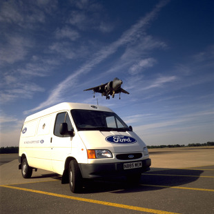 Ford Transit Fot: Ford
