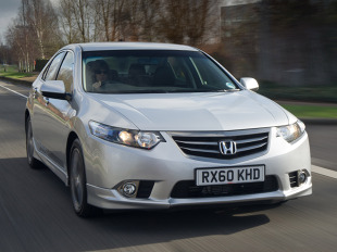 Honda Accord Type-S Saloon UK 2011 / Fot. Honda