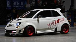 Abarth 500 / Fot. Road Race Motorsports
