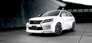 Lexus RX F-Sport / Fot. Wald International