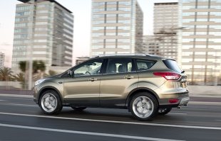 Ford Kuga, Fot: Ford