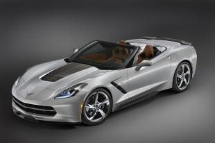 Chevrolet Corvette Stingray Convertible Atlantic concept / Fot. Chevrolet
