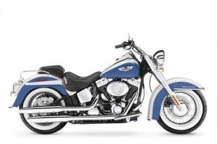 Fot. Harley-Davidson: Softail Deluxe