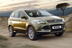 Ford Kuga / Fot. Ford