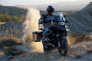 BMW R 1200 GS Adventure, Fot: BMW