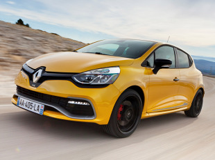 Renault Clio RS 2013 / Fot. Renault