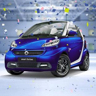Smart ForTwo Brabus Fan Edition  / Fot. Smart