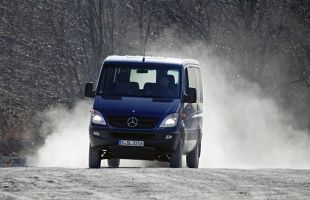 Mercedes-Benz Sprinter 2012, Fot: Mercedes-Benz